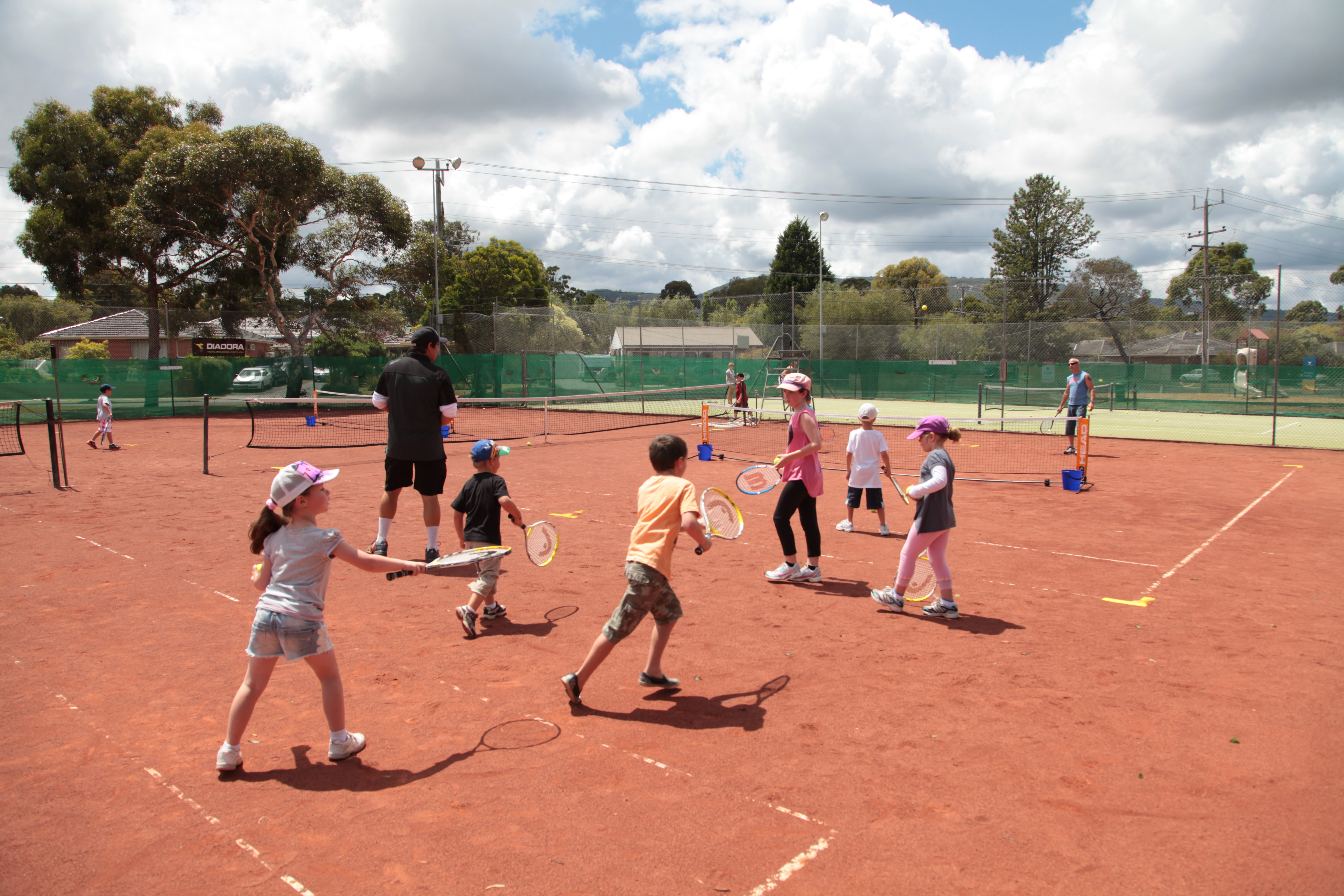 Mountaingate Tennis Club Family Day 3-02-2013 056